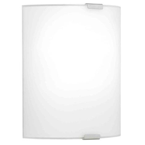 EGLO 84028 - Stropní nástěnné svítidlo GRAFIK 1xE27/60W bílá