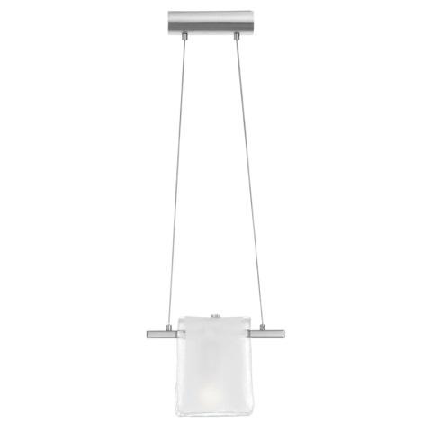 EGLO 85082 - Závěsné svítidlo BOGOTA 1xG9/40W/230V