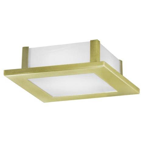EGLO 85095 - Stropní nástěnné svítidlo AURIGA 1xR7S/60W matná zlatá