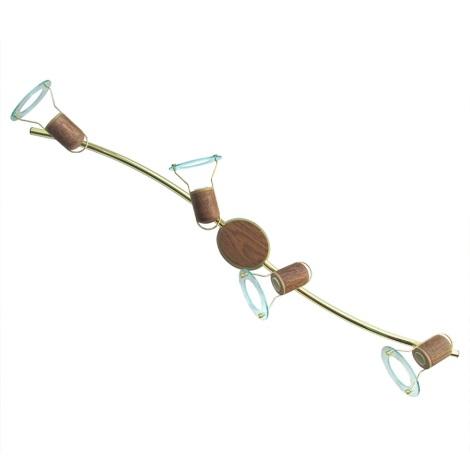 EGLO 85177 - Bodové svítidlo 4xE14-R50/40W