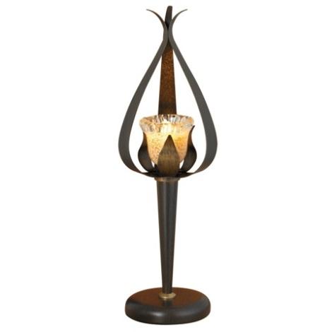 EGLO 85245 - Stolní lampa PERLA 1xG9/40W