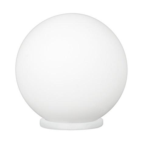 EGLO 85264 - Stolní lampa RONDO 1xE27/60W