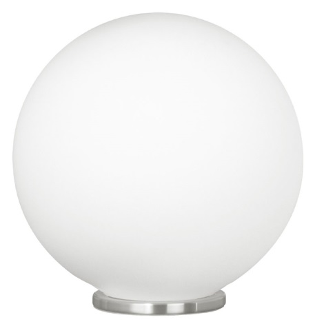EGLO 85265 - Lampa stolní RONDO 1xE27/60W