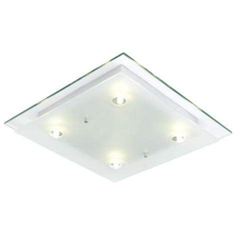 EGLO 85344 - Stropní svítidlo FRES 4xG9/33W