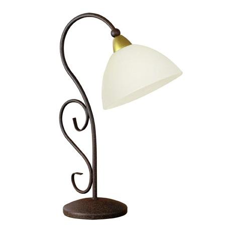 Eglo 85449 - Stolní lampa MEDICI E14/40W/230V