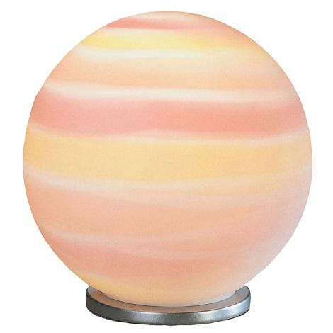 EGLO 85873 - Lampa stolní COLORE 1xE27/40W oranžová