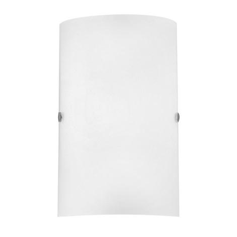 EGLO 85979 - Nástěnné svítidlo TROY 3 1x14/60W bílá