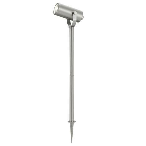 EGLO 85994 - Venkovní bodová lampa RIGA 1 1xGU10/35W