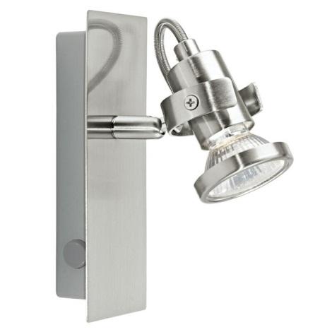 EGLO 86016 - Bodové svítidlo TUKON 1xGU10/50W