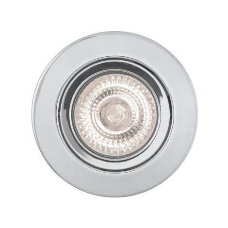 EGLO 86058 - Downlight SPEZIA 1xGU10/50W/230V