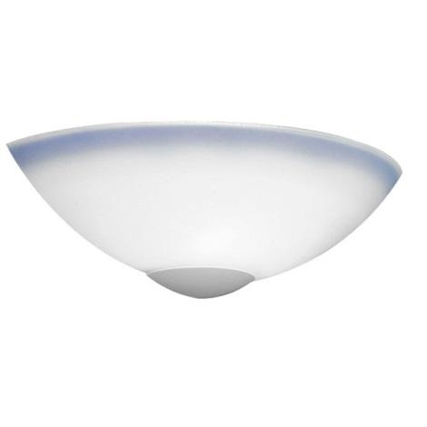 EGLO 86086 - Nástěnné svítidlo ALBEDO 1xE27/60W modré sklo