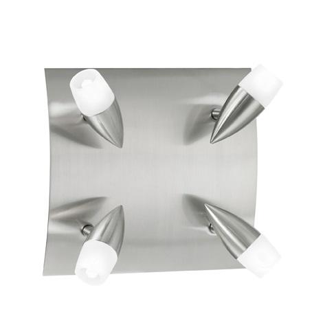 EGLO 86127 - Bodové svítidlo NANDO 1 4xG9/33W
