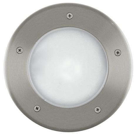 EGLO 86189 - Venkovní nájezdové svítidlo RIGA 3 1xE27/15W