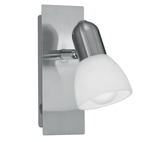 EGLO 86212 - Bodové svítidlo ARES 1 1xE14/40W bílá