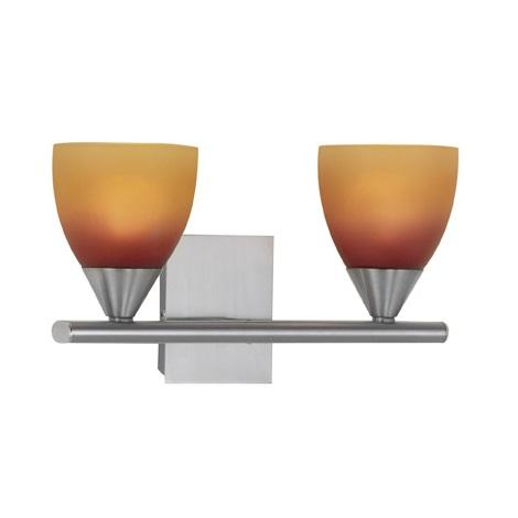 EGLO 86416 - Nástěnné svítidlo ALEGRE 1 2xG9/40W