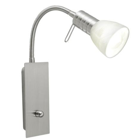 EGLO 86428 - Stmívatelné bodové svítidlo PRINCE 1 1xE14/25W
