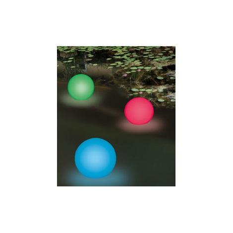 EGLO 86516 - SADA 3x Plovoucí svítidla PARK 3 barevná