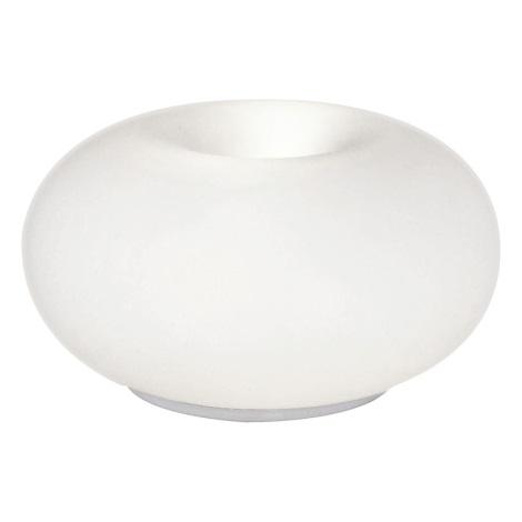 EGLO 86818 - Stolní lampa OPTICA 2xE27/60W bílé opálové sklo