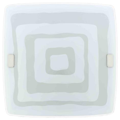 EGLO 86851 - Stropní nástěnné svítidlo BORGO 1 1xE27/60W