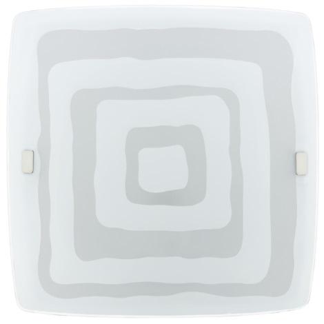 EGLO 86853 - Nástěnné stropní svítidlo BORGO 1 2xE27/60W