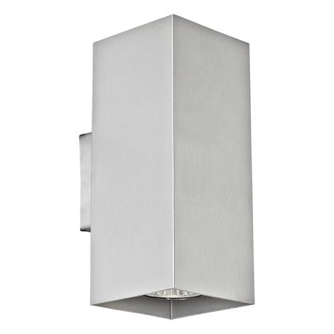 EGLO 87019 - Nástěnné svítidlo MADRAS 2xGU10/50W