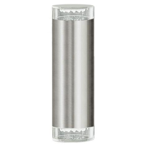EGLO 87112 - Venkovní nástěnné svítidlo RIGA LED 2xGU10/LED/1,28W