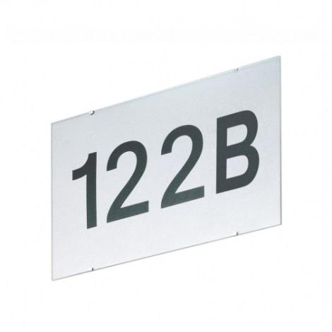 EGLO 87137 - Číslo popisné CINEMA - cedulka