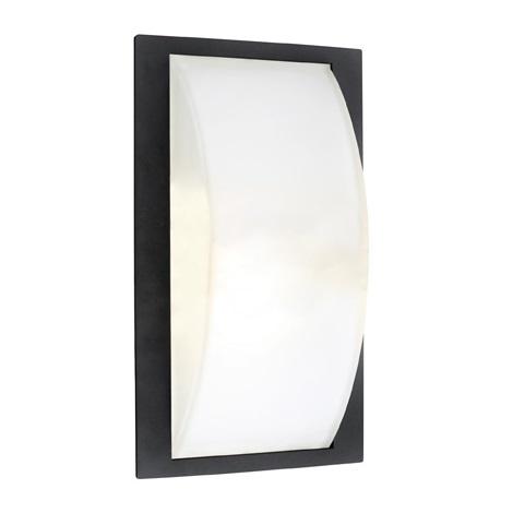EGLO 87184 - Venkovní nástěnné svítidlo PARK 5 1xE27/60W