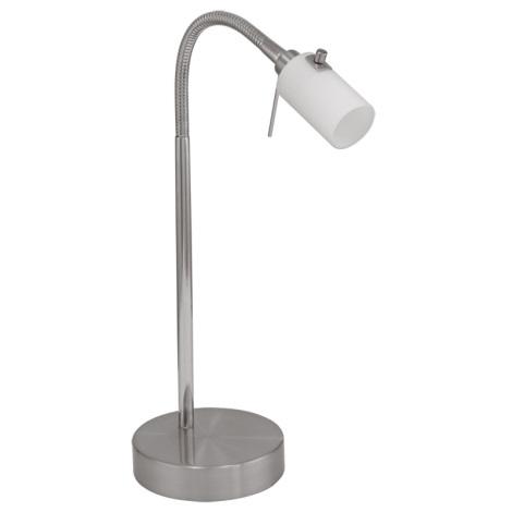 Eglo 87245 - Stmívatelná stolní lampa BENGA 1xG9/33W/230V
