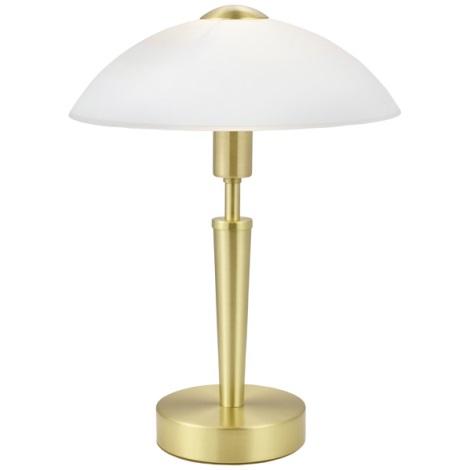 EGLO 87254 - Stmívatelná stolní lampa SOLO 1 1xE14/60W/230V