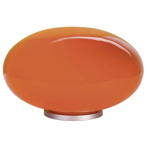 EGLO 87277 - Stolní lampa NARO 1xE27/60W oranžová