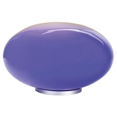 EGLO 87279 - Stolní lampa NARO 1xE27/60W modrá