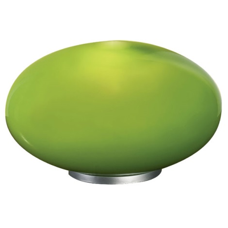 EGLO 87281 - Stolní lampa NARO 1xE27/60W zelená