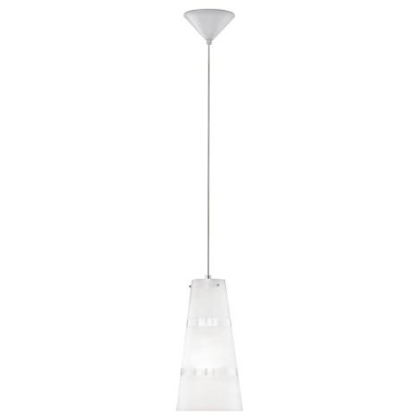 EGLO 87336 - Závěsné svítidlo NORIA 1xE27/60W