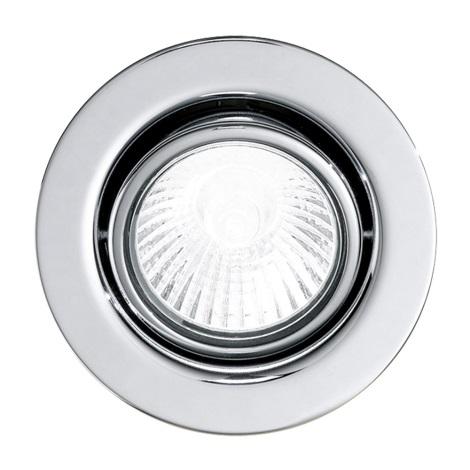 Eglo 87374 - Podhledové svítidlo EINBAUSPOT 1xGU10/50W/230V