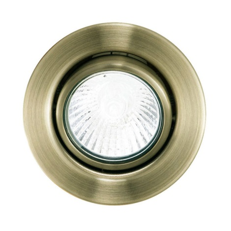 Eglo 87375 - Podhledové svítidlo 1xGU10/50W/230V