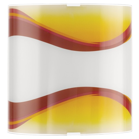 EGLO 87497 - Stropní nástěnné svítidlo NAPOLI 1 1xE27/60W