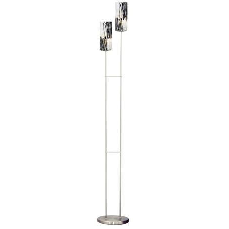 EGLO 87549 - Stojací lampa TOGO 2xE14/40W