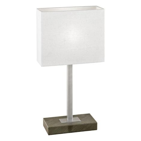 EGLO 87599 - Stolní lampa PUEBLO 1 1xE14/60W