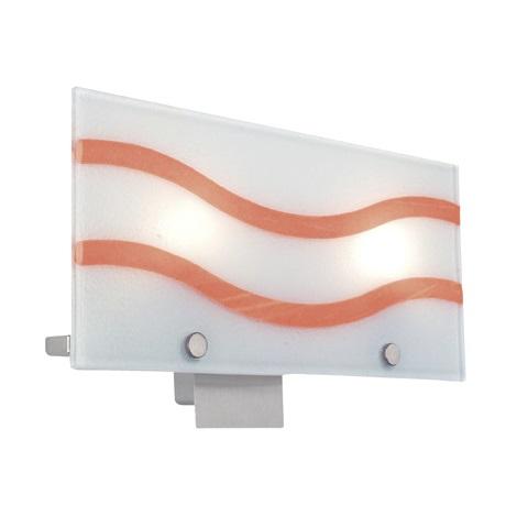EGLO 88015 - Nástěnné svítidlo YOLA 1 2xG9/40W