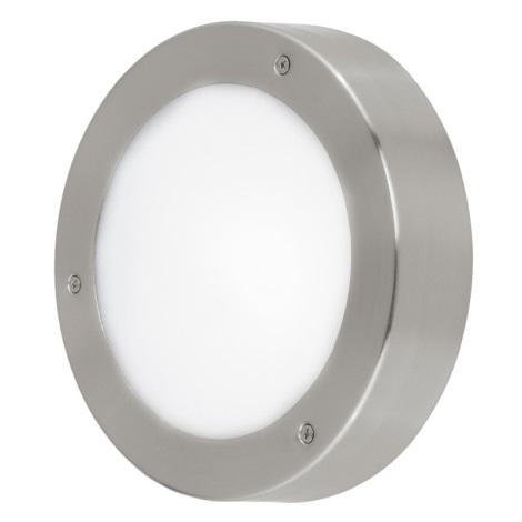EGLO 88051 - Venkovní svítidlo VENTO 1xG9/40W bílá