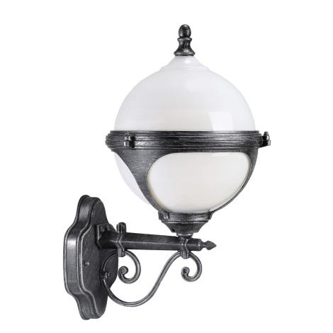 EGLO 88054 - Venkovní nástěnné svítidlo PESCARA 1xE27/60W