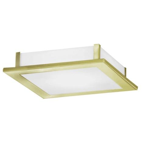 EGLO 88093 - Stropní svítidlo AURIGA 1xGR8/28W matná zlatá
