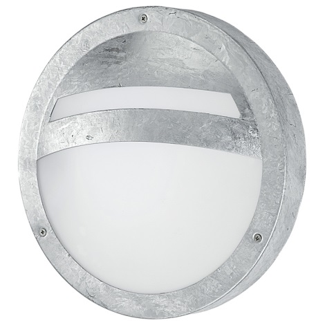 Eglo 88119 - Venkovní nástěnné svítidlo SEVILLA 1xE27/15W/230V