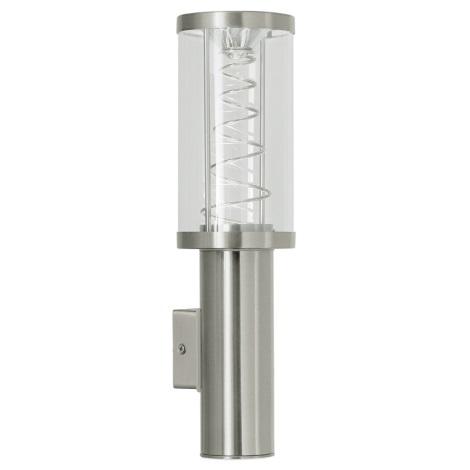EGLO 88121 - Venkovní nástěnné svítidlo TRONO 2xGU10/50W