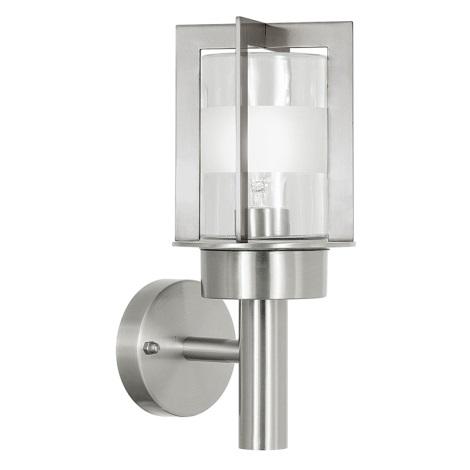 EGLO 88126 - Venkovní nástěnné svítidlo CAPITOL 1xE27/60W