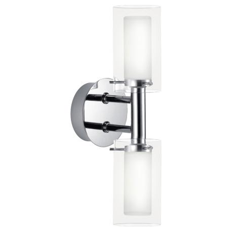 EGLO 88194 - Koupelnové nástěnné svítidlo PALERMO 1xG9/33W