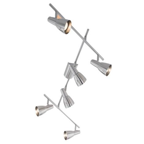 EGLO 88347 - Bodové svítidlo BELUNA 6xE14/60W