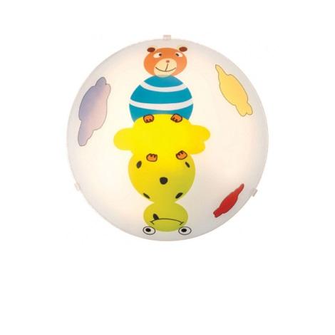 Eglo 88403 - Dětské stropní svítidlo TAYA E27/60W/230V