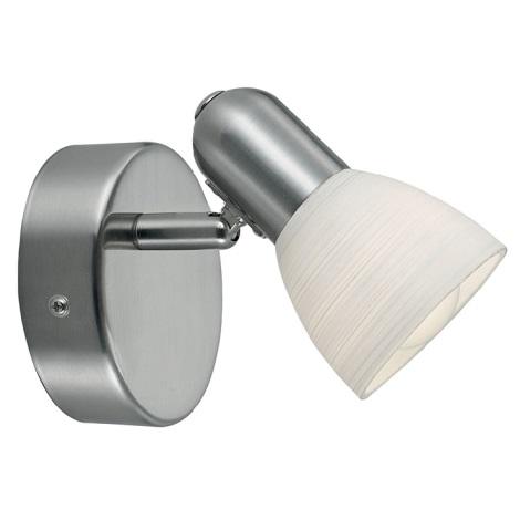EGLO 88472 - Bodové svítidlo DAKAR 1 1xE14/40W